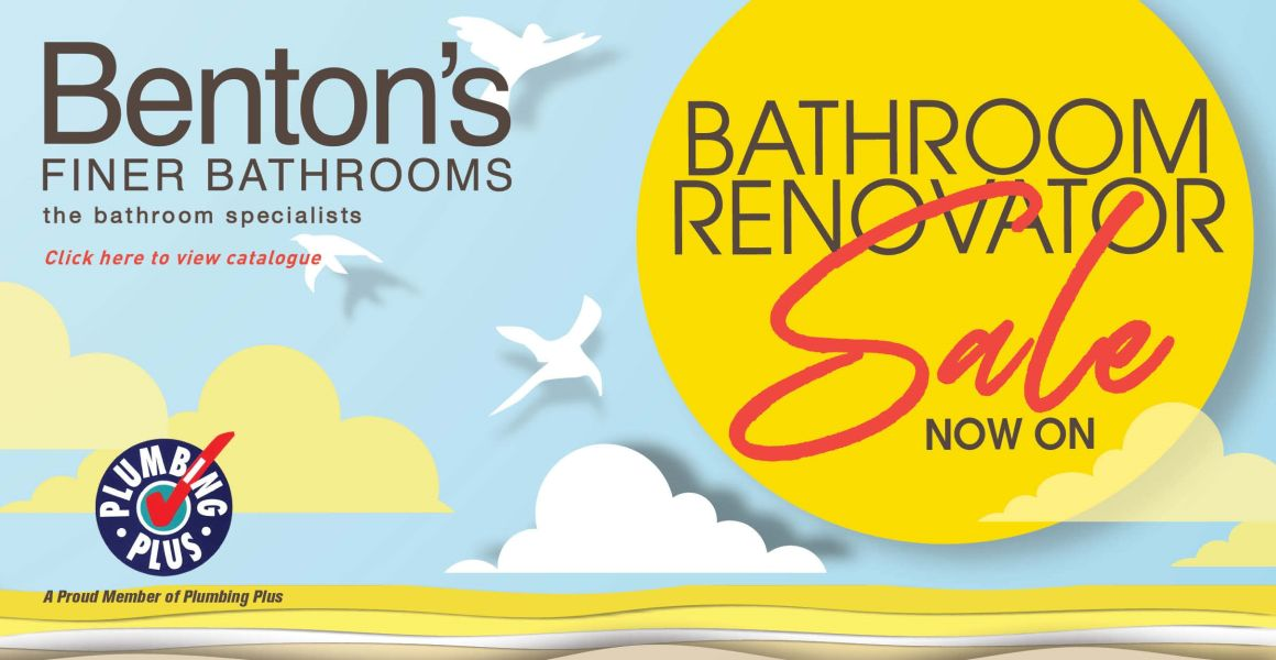 Benton's Finer Bathrooms Bathroom Renovator's Sale Catalogue